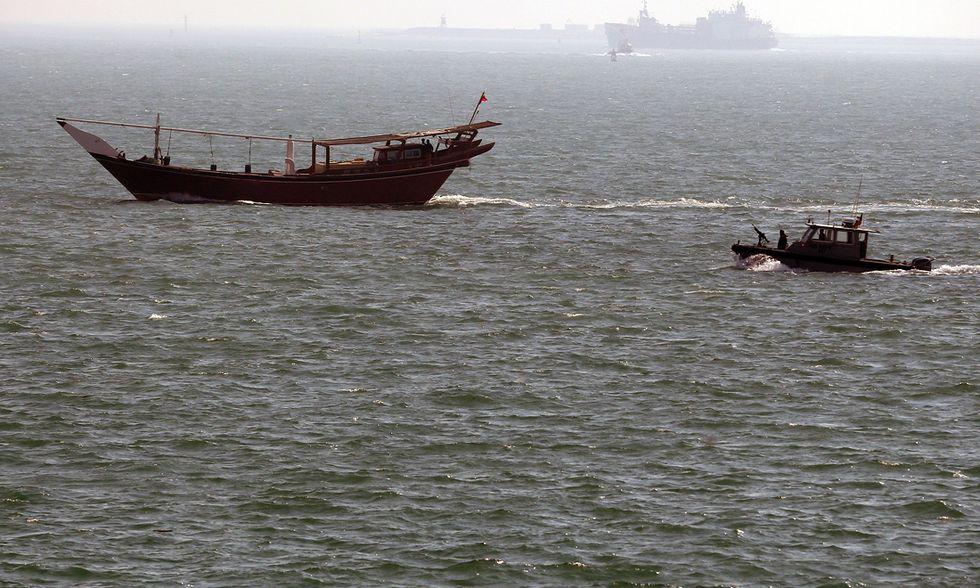 Iran: i dieci marinai americani sono stati rilasciati