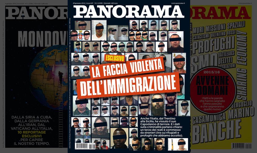 La faccia violenta dell'immigrazione
