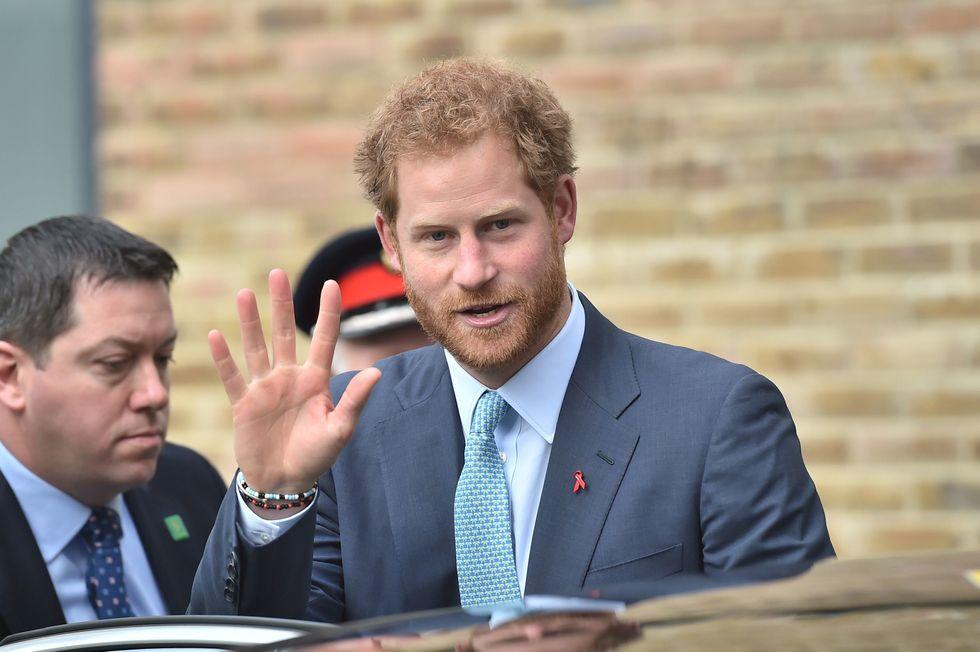 """Il Principe Harry confessa: """"Non ho mai parlato di mia madre"""""""