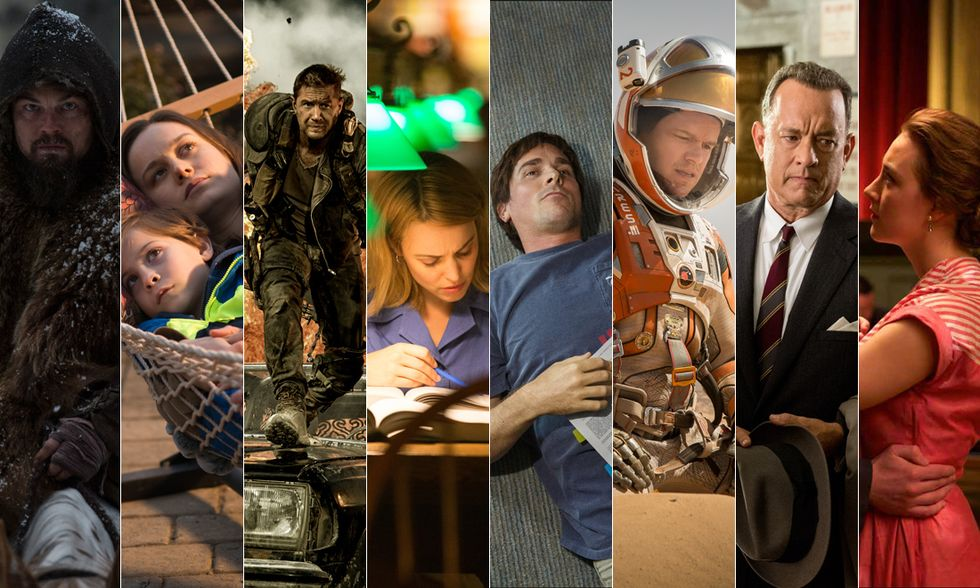 Oscar 2016, tutte le nomination: Morricone in corsa