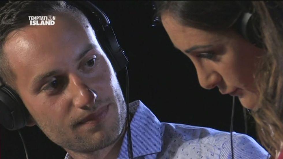 Ruben e Francesca Temptation Island 2017