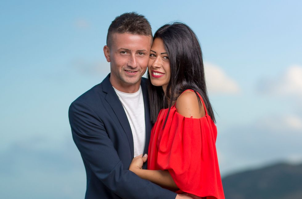 Valentina e Oronzo Temptation Island 2018