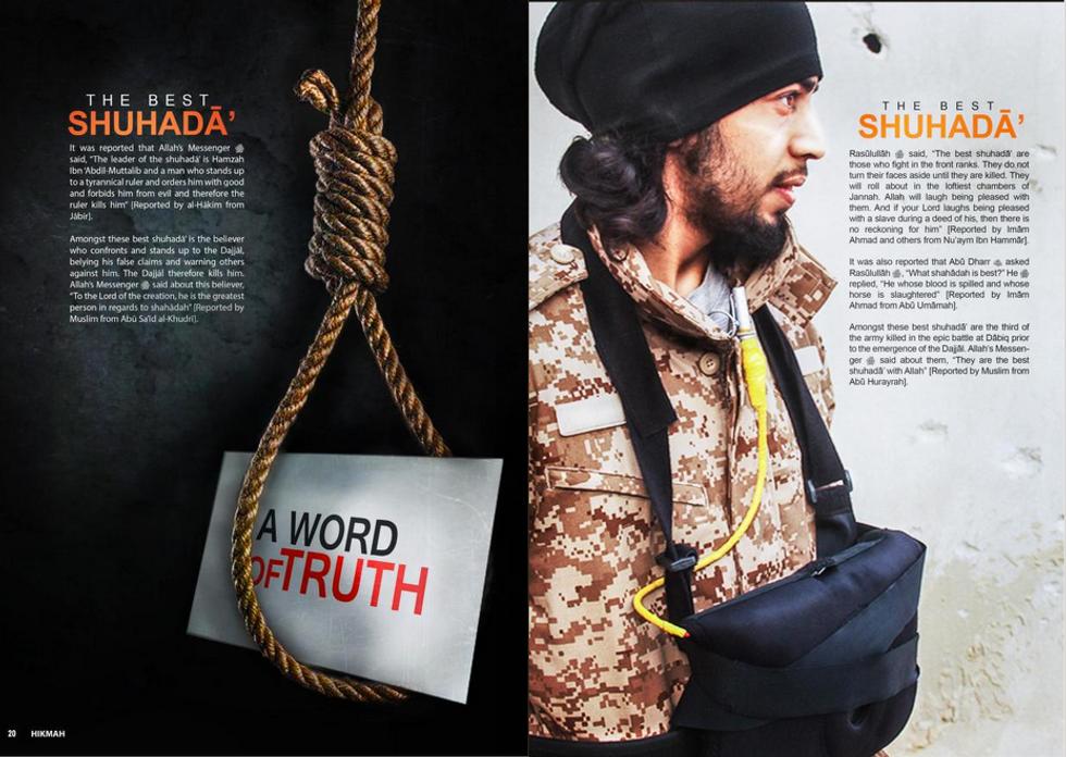 L'Isis conferma la morte di Jihadi John