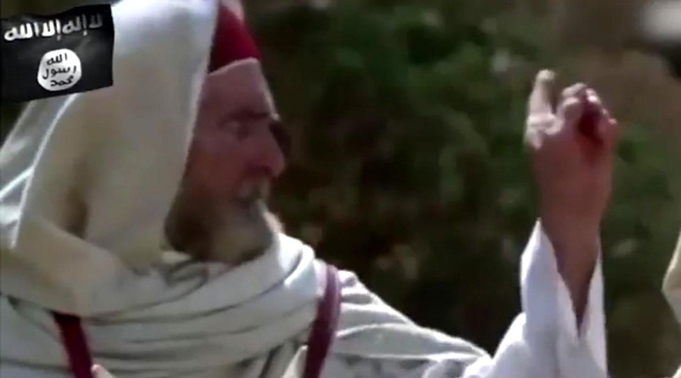 Isis minaccia Italia con sequenze da 'Il leone del deserto'
