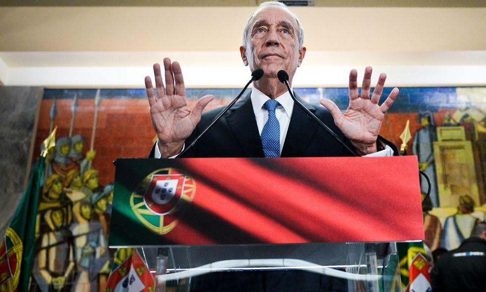 Marcelo Rebelo de Sousa, il nuovo presidente portoghese