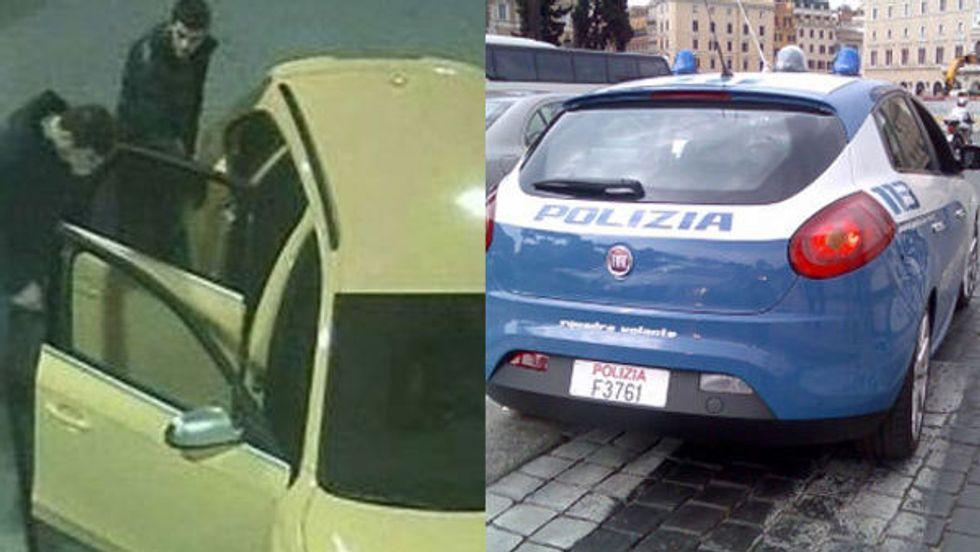 Audi gialla: il ragazzo della foto segnaletica è innocente