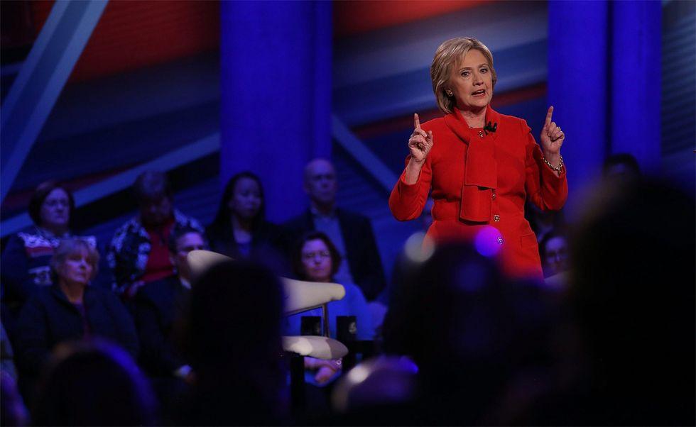 """Usa 2016, Hillary Clinton: """"Sono io il candidato migliore"""""""