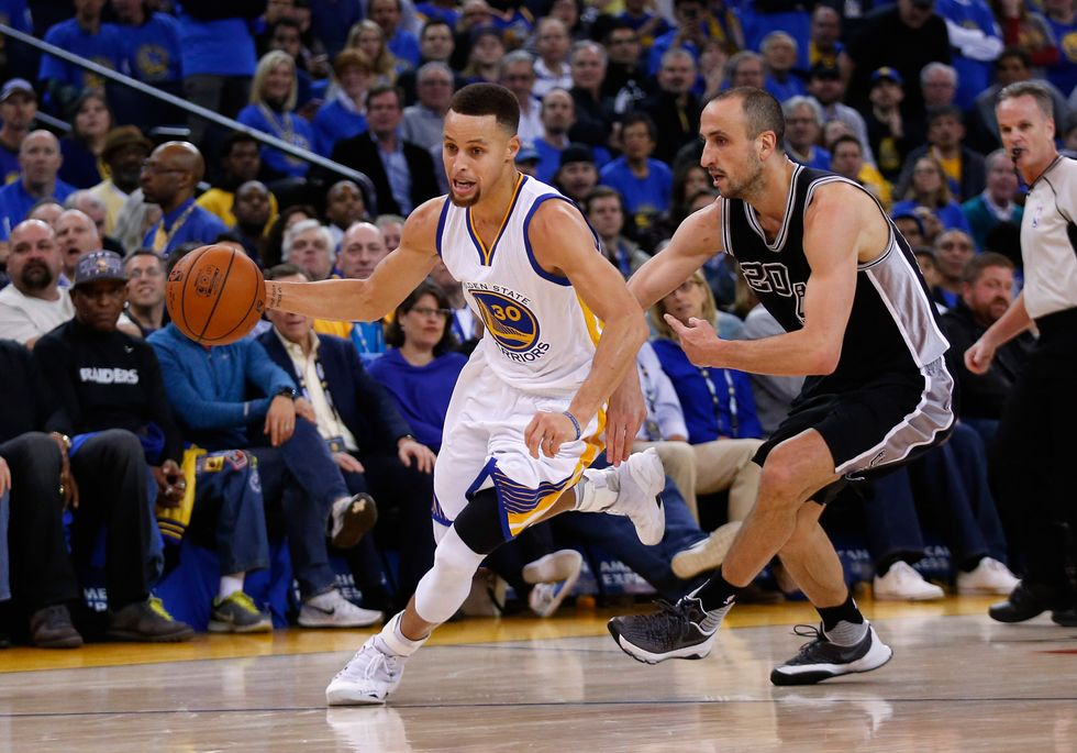 Nba: perché Golden State ha 'umiliato' San Antonio
