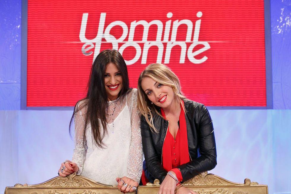 Ludovica e Rosella Uomini e Donne