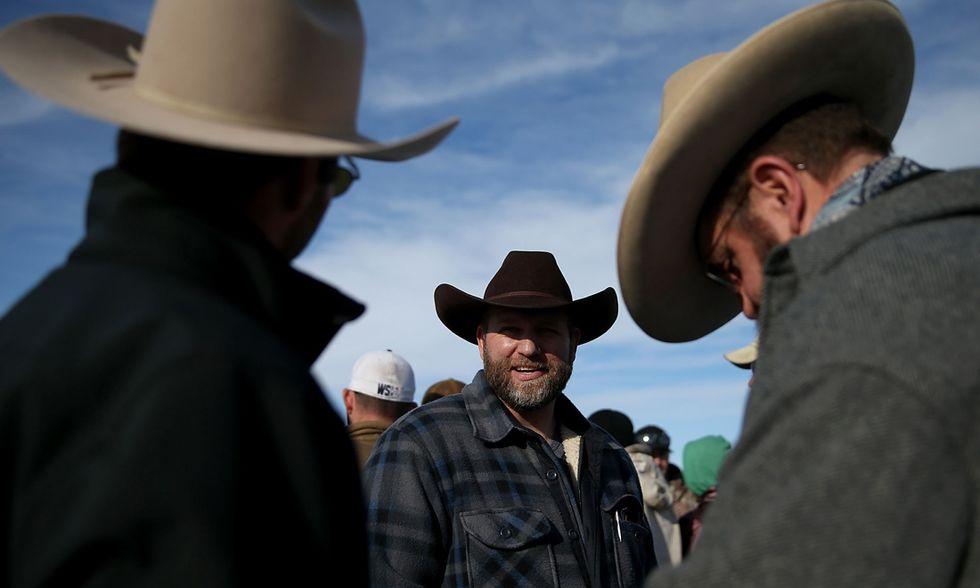 Oregon: i cow boy-miliziani e il mito del vecchio west