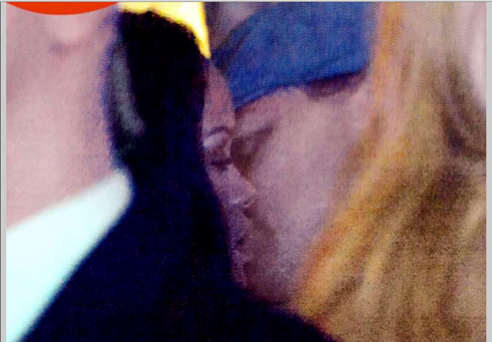 Leonardo Di Caprio e Rihanna