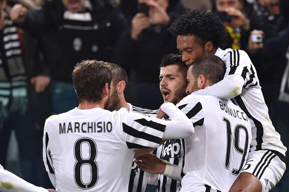 Doppio Morata, Juventus-Inter 3-0: la moviola della partita