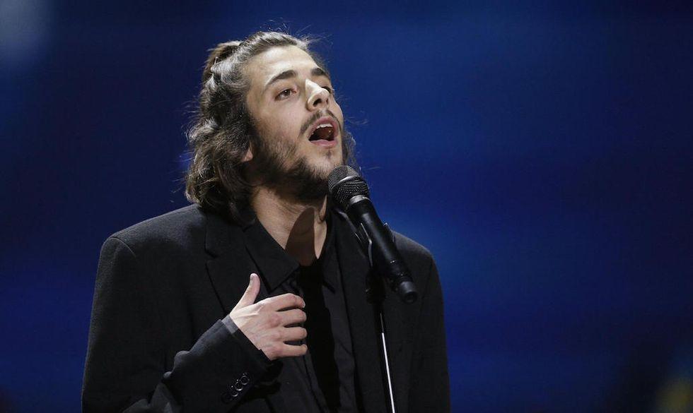 Il vincitore dell'Eurovision Song Contest 2017 è il portoghese Salvador Sobral. 14 maggio