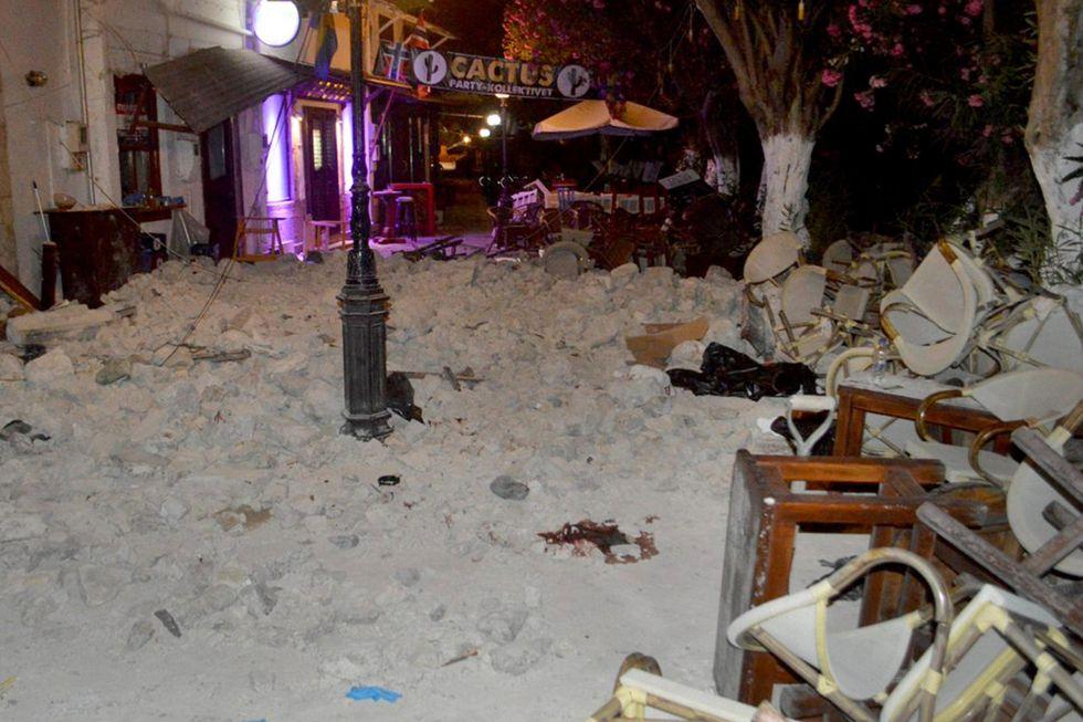 Terremoto tra Grecia e Turchia: due morti e decine di feriti - FOTO e VIDEO