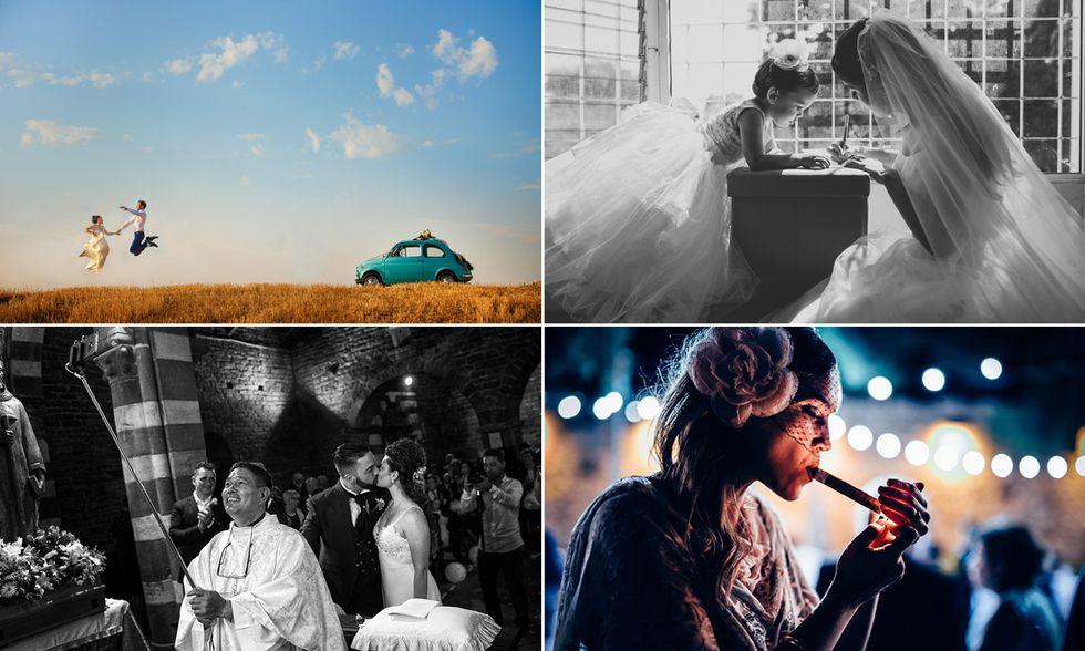 Migliori foto di matrimonio 2015