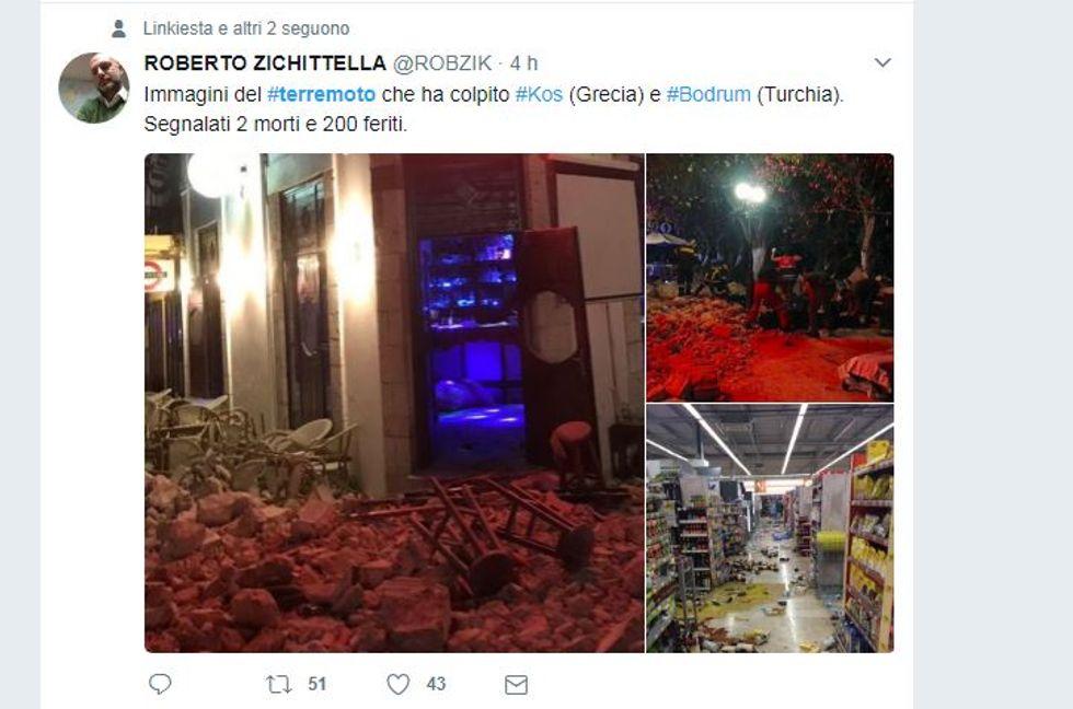 Terremoto Grecia-Turchia