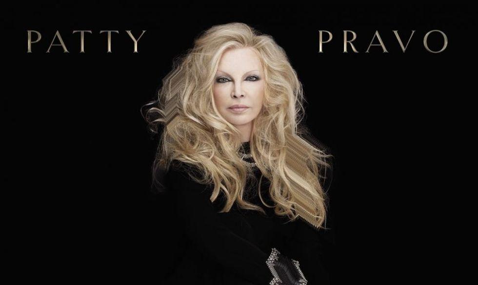 """Patty Pravo: """"Per 'Eccomi' ho dovuto scegliere tra 700 brani"""""""