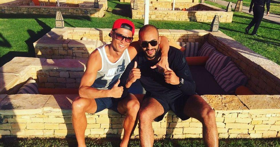 Chi è Badr Hari, il lottatore che fa litigare Ronaldo e Real