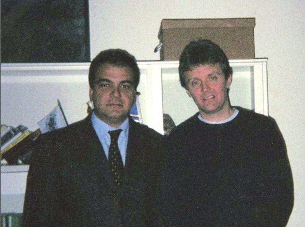 """Scaramella: """"La mia verità su Litvinenko"""""""