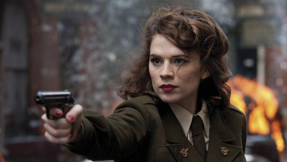 Marvel's Agent Carter: foto, trailer e cose da sapere