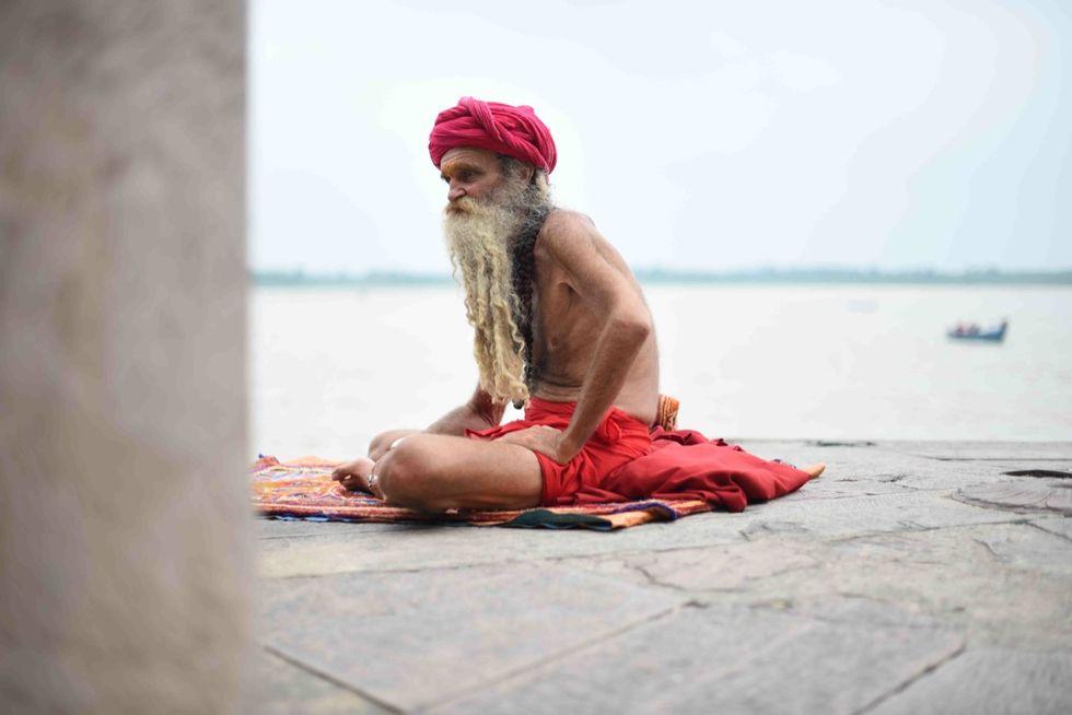 India Varanasi di Paolo Balboni