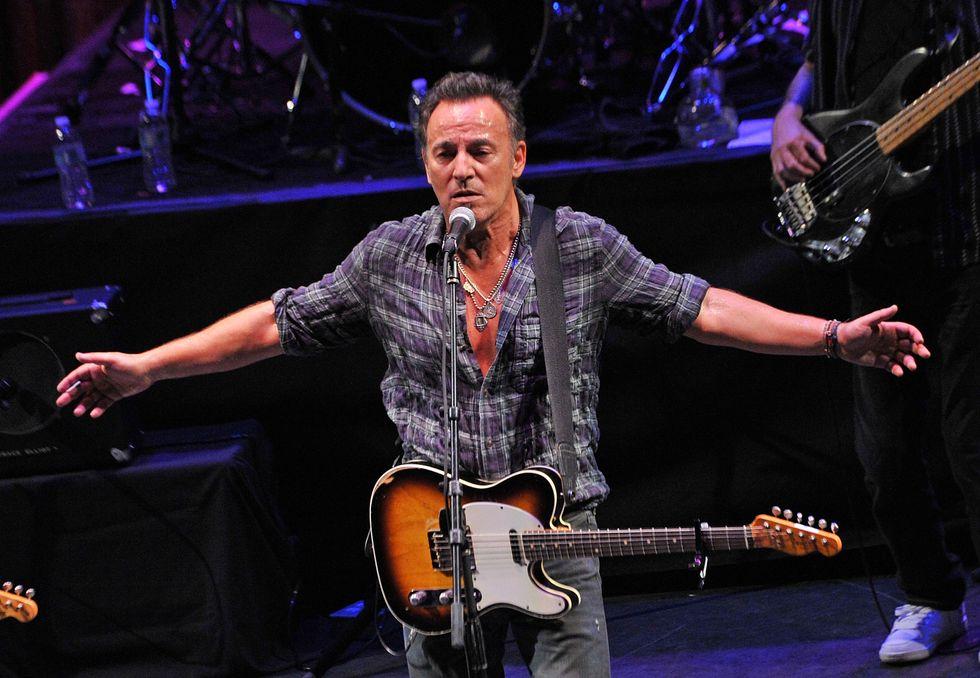Bruce Springsteen in concerto a Milano e Roma