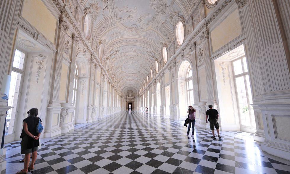 Reggia di Venaria di Torino
