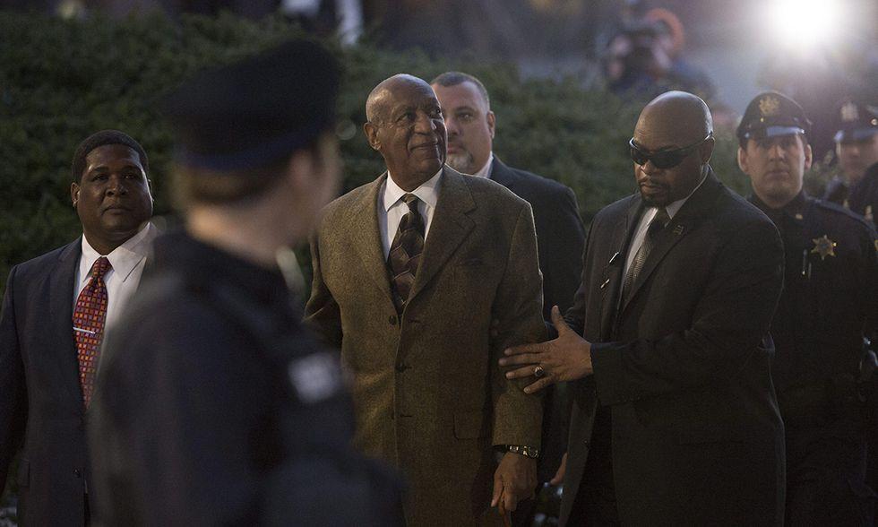 Bill Cosby, al via il processo per abusi sessuali
