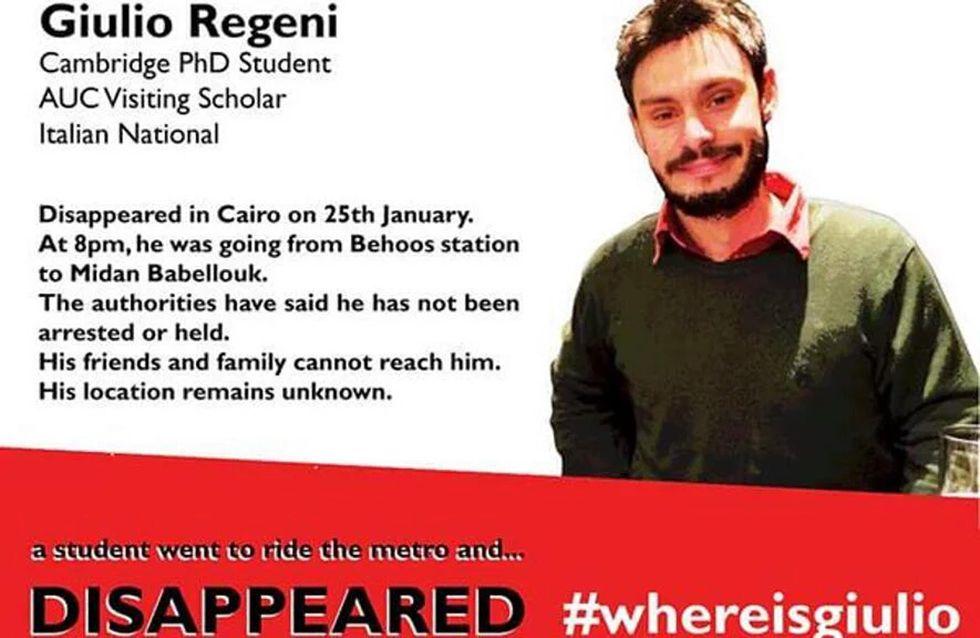 Giulio Regeni: tutti i misteri della morte in Egitto