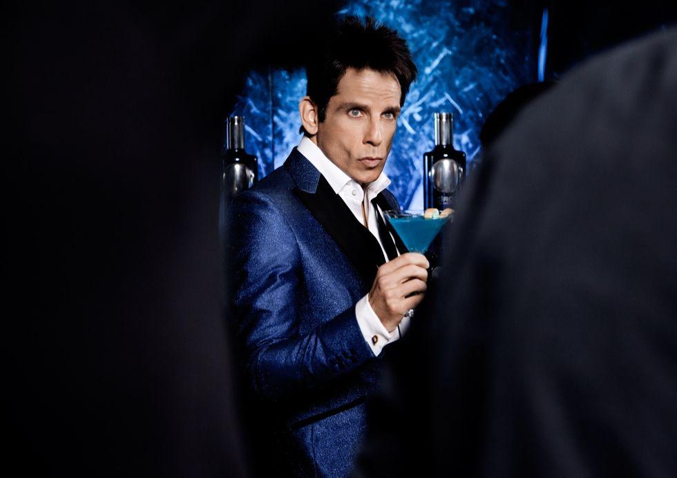 Zoolander 2, una bottiglia di vodka e le foto di Mario Testino