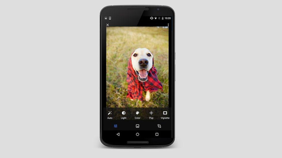 guida foto smartphone