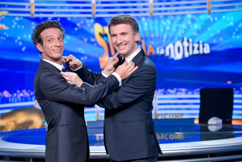 Striscia la notizia 2016 Ficarra e Picone
