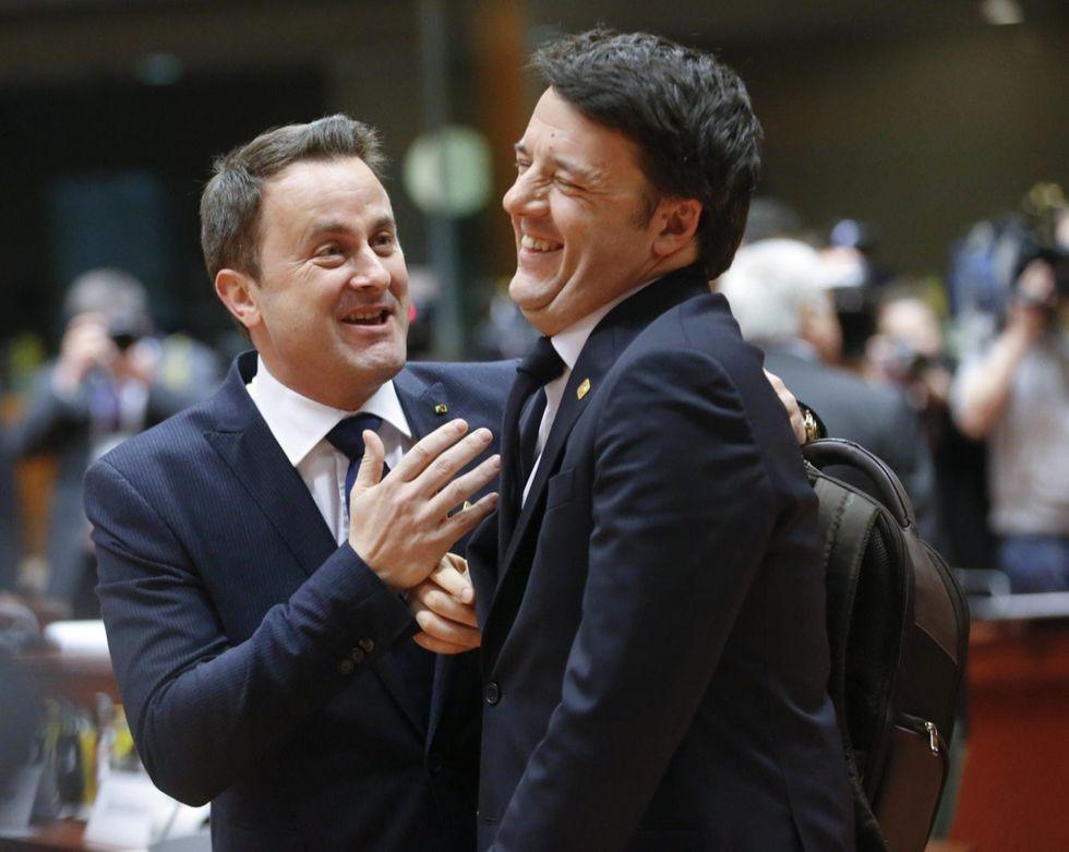Le facce più buffe di Matteo Renzi - LE FOTO