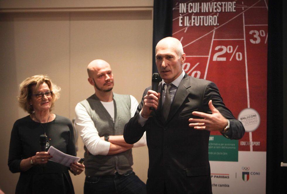 Antonello Riva: da leggenda del basket a imprenditore (di successo)