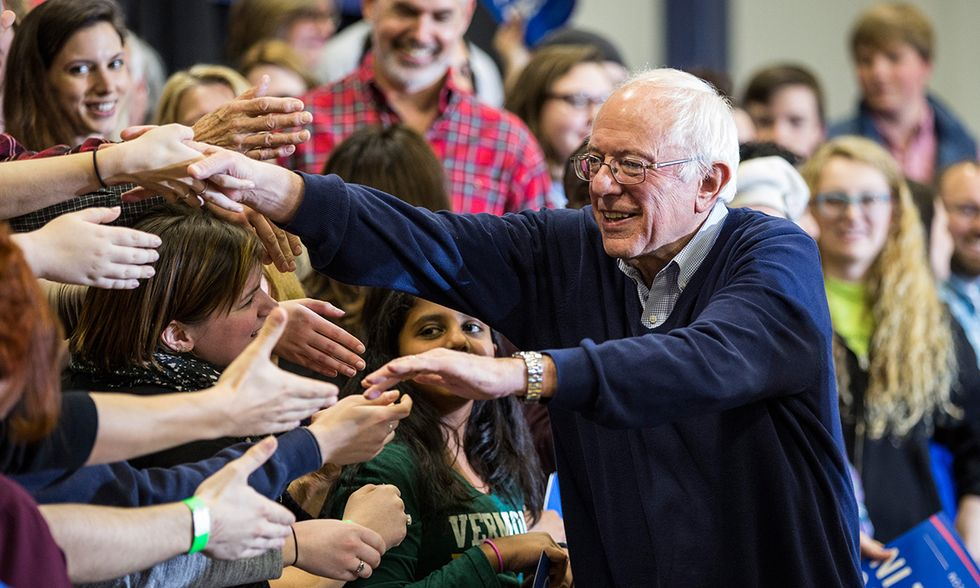 Primarie USA Democratici, Bernie Sanders
