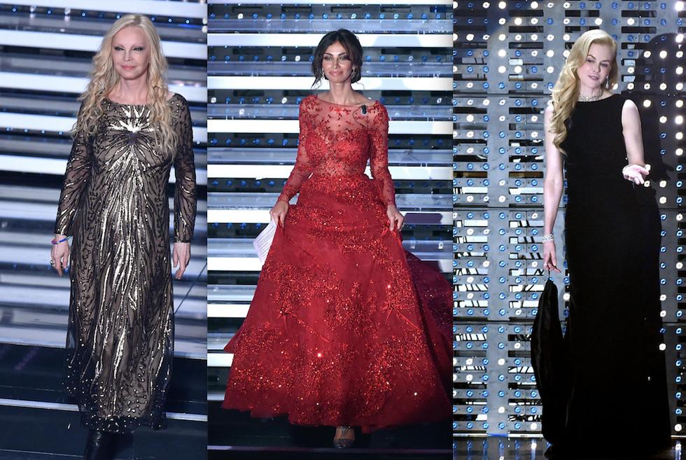 Sanremo 2016: le pagelle ai look della seconda serata