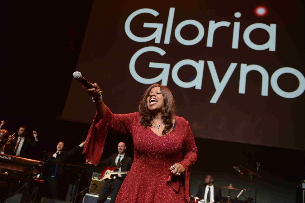 Gloria Gaynor a Milano, un giro di shopping prima del concerto