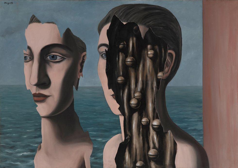 Da Magritte a Duchamp