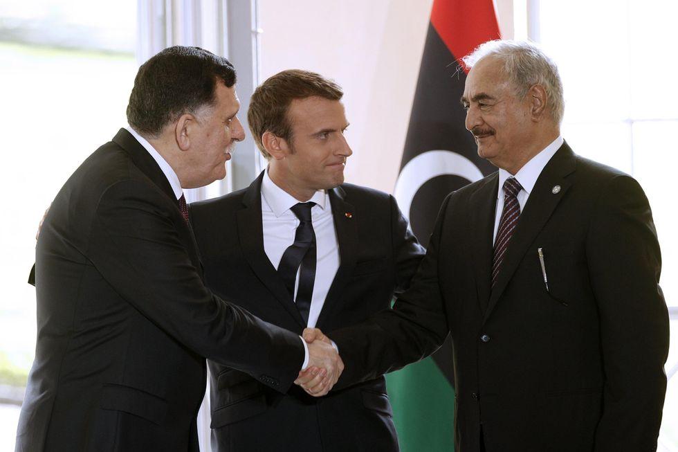 Perché la Francia ha escluso l'Italia dai negoziati sul futuro della Libia