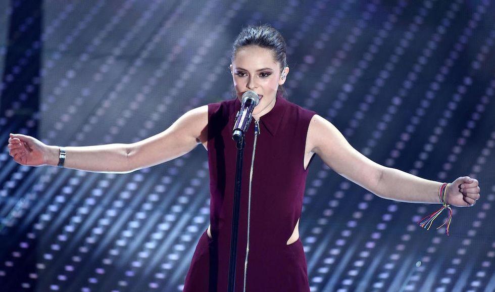 Sanremo 2016 Francesca Michielin