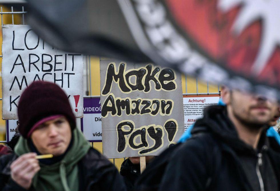 Amazon e il lavoro, tutti i problemi dell'azienda