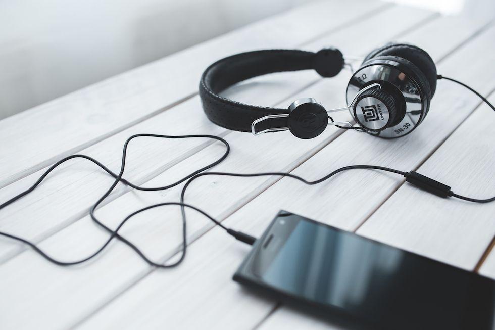 smatphone musica