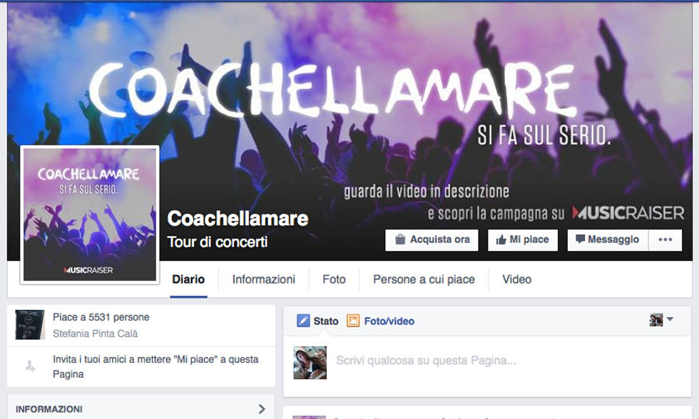 Coachellamare