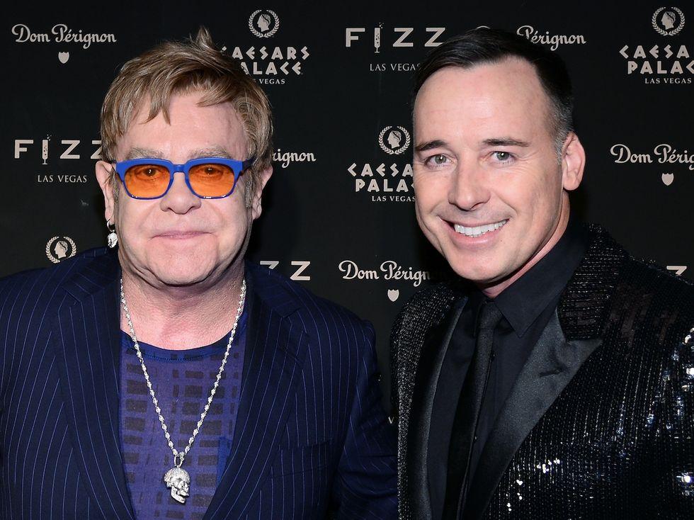 Elton John, (nuovo) matrimonio in vista con David Furnish