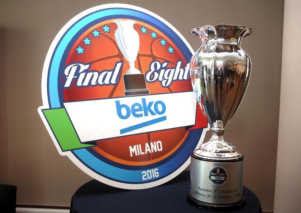 Basket, Final 8: Trento-Avellino, Milano-Cremona le due semifinali