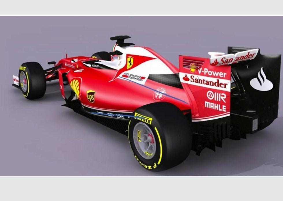 Ferrari, ecco la nuova F1 2016 - Foto - Video