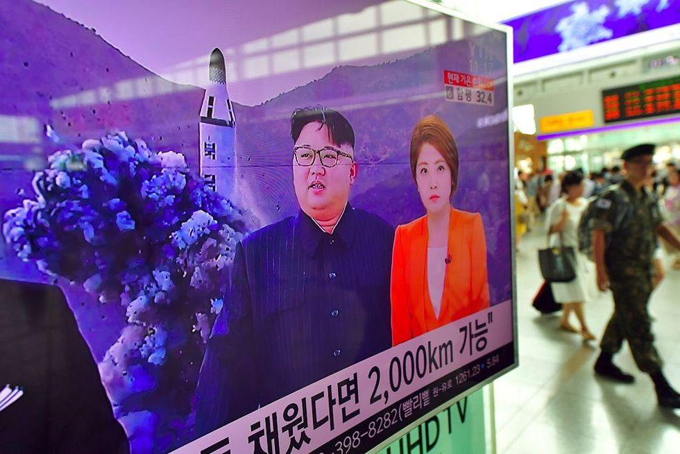 Corea Sud nuovo missile