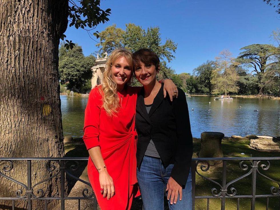 Lucilla Agosti e Lucia Ocone Grand Tour d'Italia