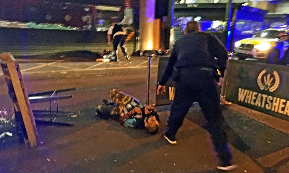 Londra, attentato London Bridge