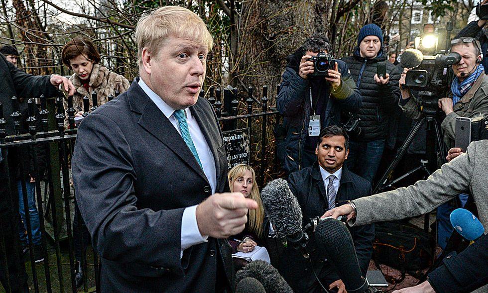 Chris Ratcliffe/Getty Images